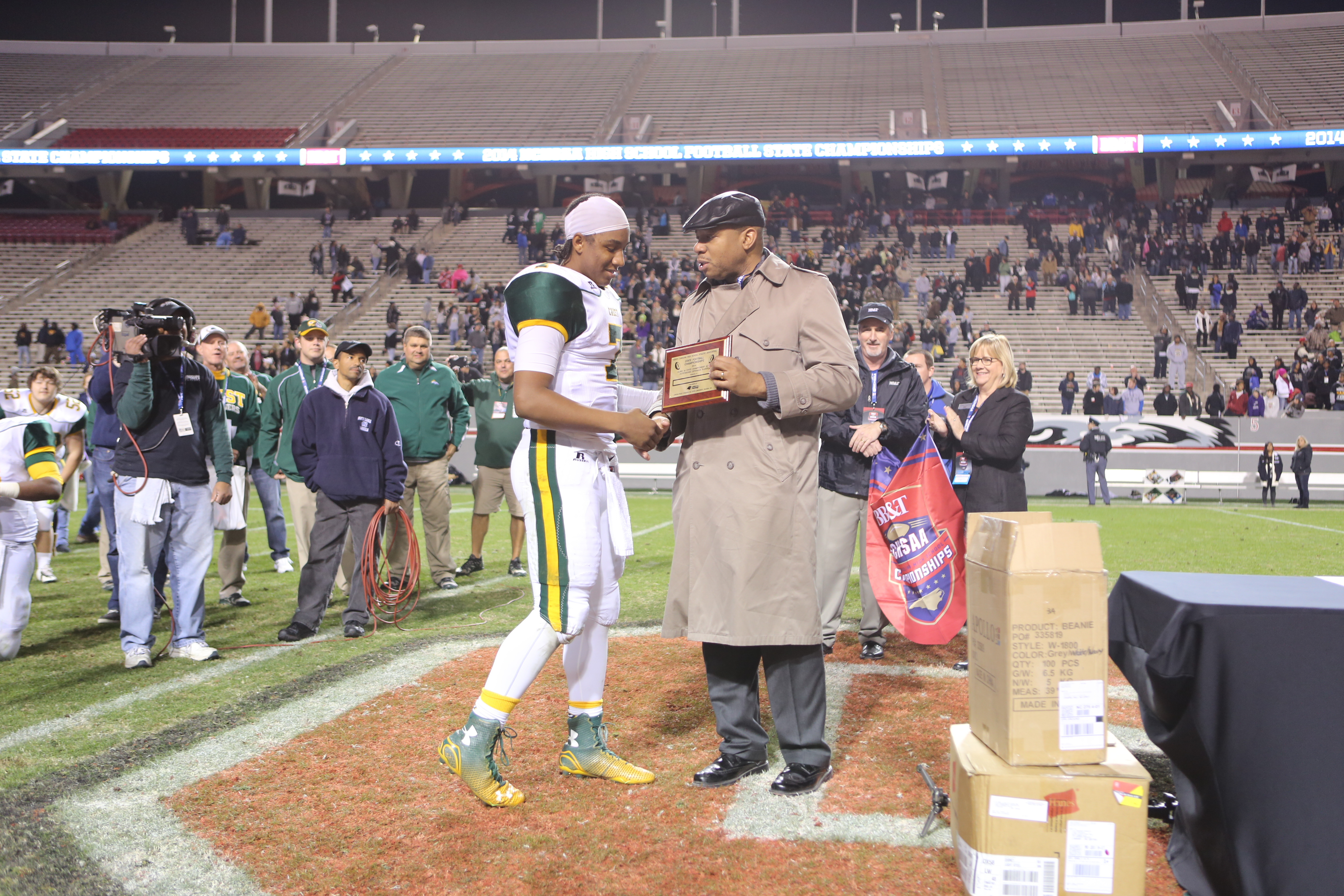 3A State Championship Most Outstanding Offensive Player